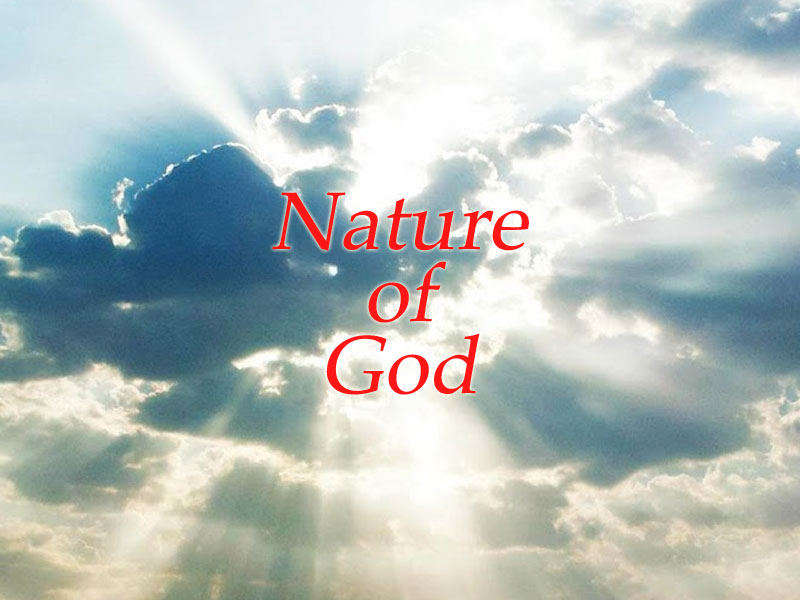 The Name and Nature of God